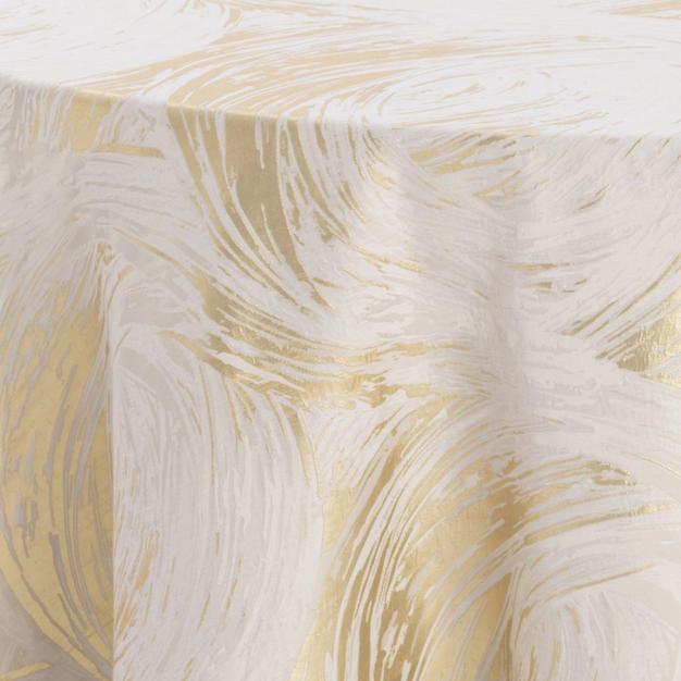 Ivory Gold Storm