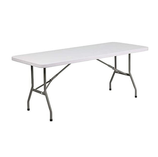 6' Standard Plastic Table