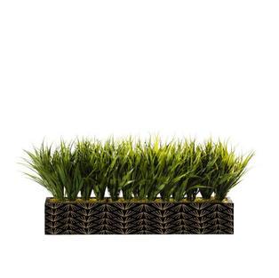 Grass Centerpiece Logo