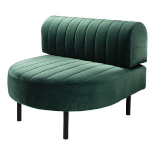 Endless Half Round Low Back Chair