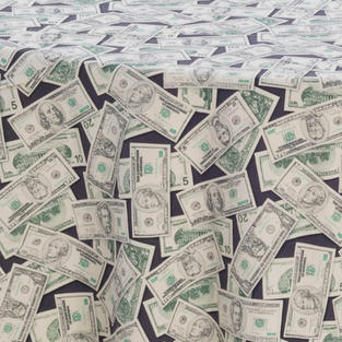 Money Prints Overlay