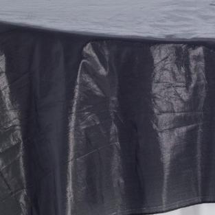 Black Tissue Lame