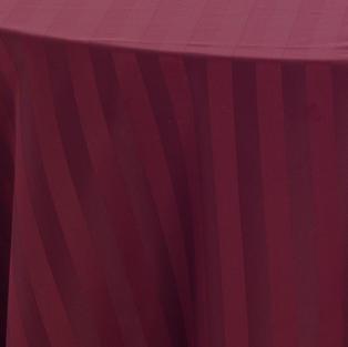 Burgundy Imperial Stripe