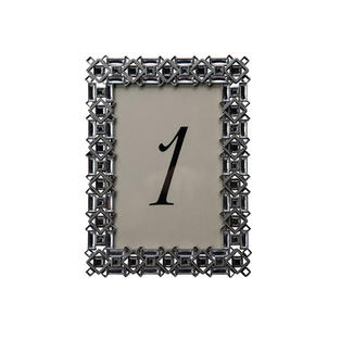 Fun House Table Number