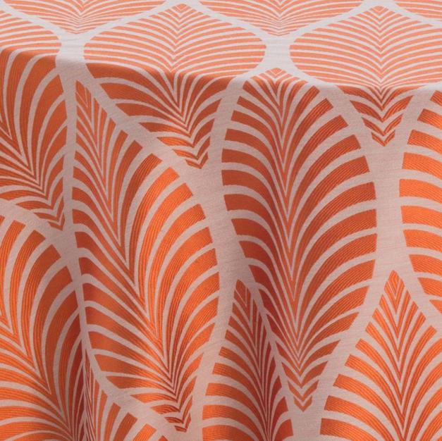 Palm Leaf Tangerine