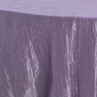 Smoked Purple Crinkle Taffeta