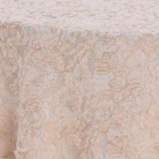 Enchanted Metallic Textured Sheer