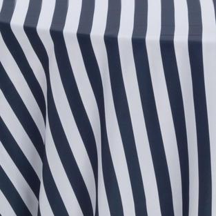 Black White 1 Inch Stripes