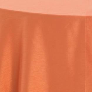 Orange Shantung