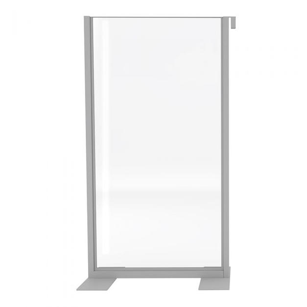 Clear Divider Freestanding