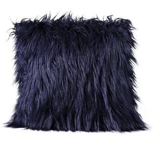 Mongolian Fuax Fur Pillow