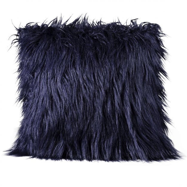 Mongolian Fuax Fur Pillow