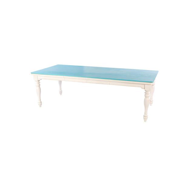 Chameleon Table Light Blue