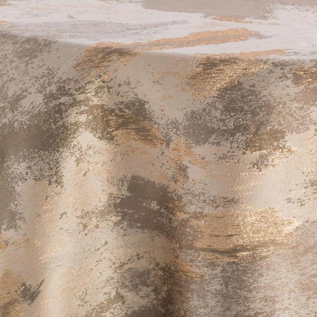 Watercolor Gold Matallic Reversed
