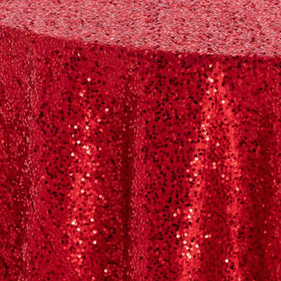 Red Twinkle Sequins