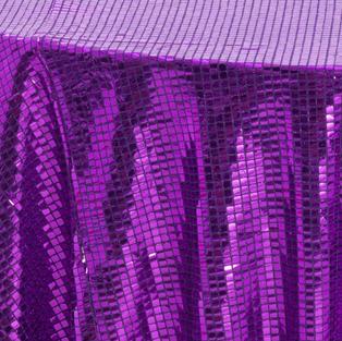 Purple Mirrorball Overlay