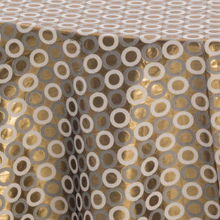 Contempo Ivory Gold Reversed