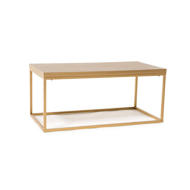 Gold Mable Coffee Table