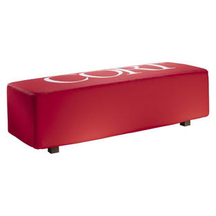 Beverly Bench Ottoman Fabric Cover