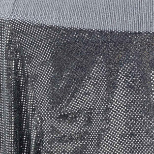 Silver 3M Sequins Overlay