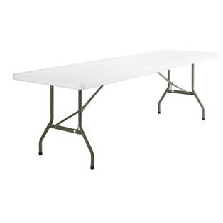 8' Standard Plastic Table