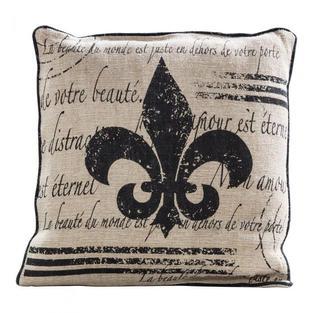 Fleur De Lis Pillow
