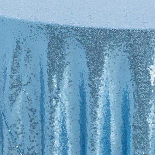 Crystal Blue Glitz