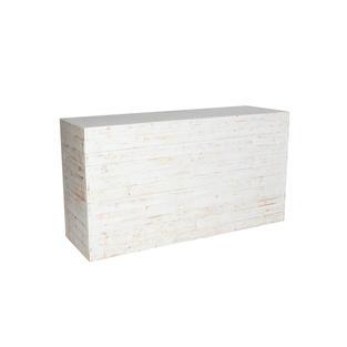 Whitewashed Bar
