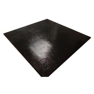 Black Vinyl Dance Floor