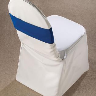 Royal Spandex Chair Band