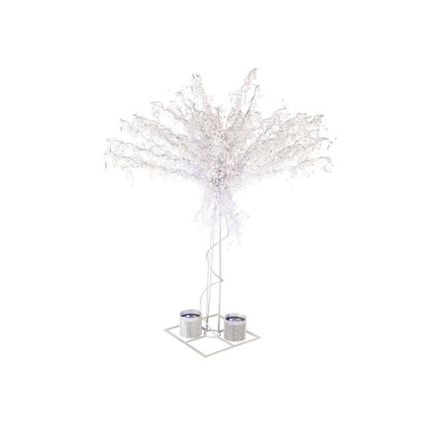 4′ Crystal Trees