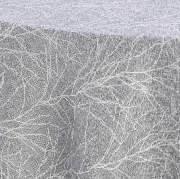 Branches Silver/White