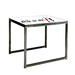 Sydney End Table Whiteboard