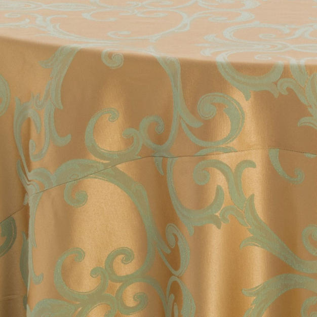 Chopin Gold Damask