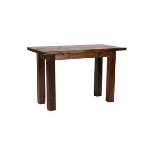 2' x 4′ Mahogany Sweetheart Table