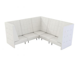 Endless High Back Sectional w/ Arms