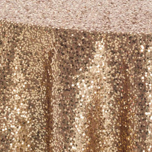 Gold Twinkle Sequins
