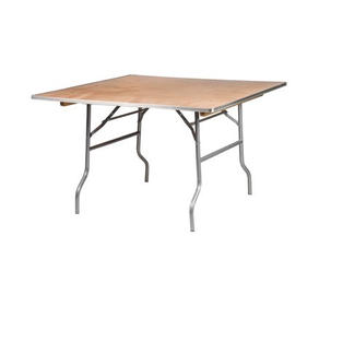 """48"""" Square Table"""