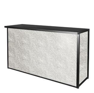 Maxim Bar White Marble