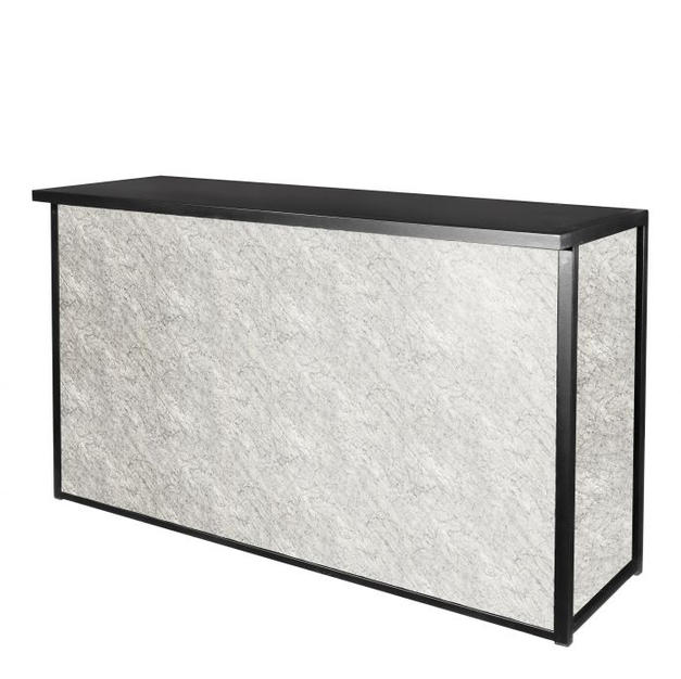Maxim Bar White Marble