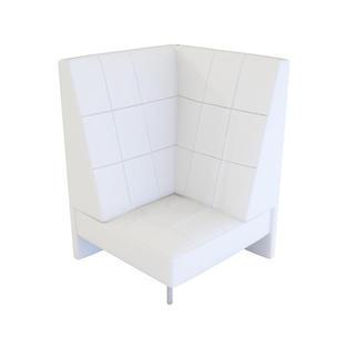 Endless High Back Corner Chair
