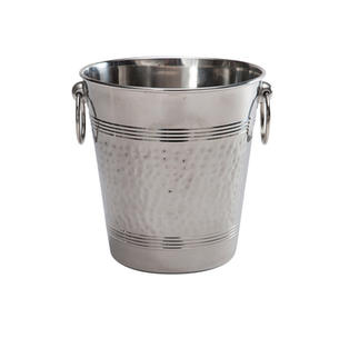 Hammered Ice Bucket