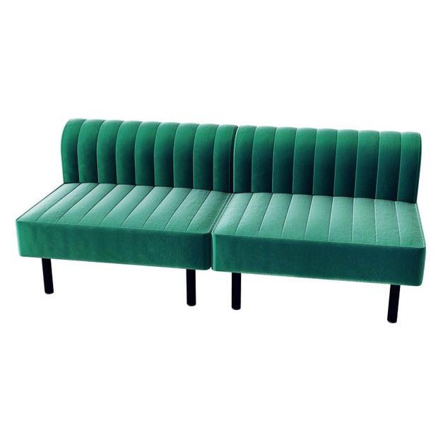 Endless Square Low Back Sofa