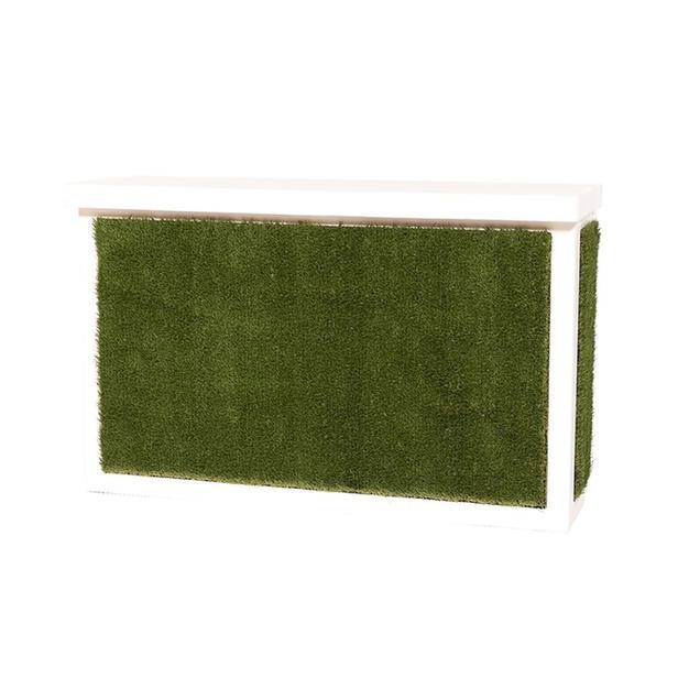 Grass Bar – White