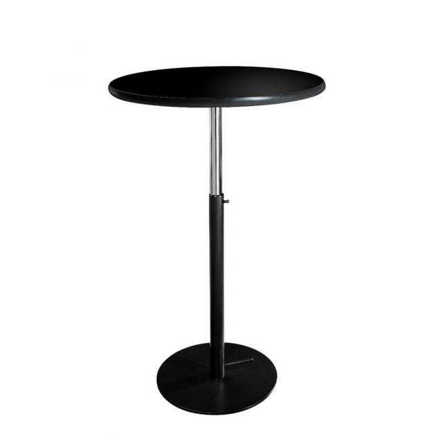 Build Your Round Bar Table