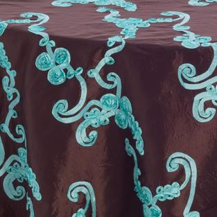 Ganache Tiffany Ribbon Taffeta