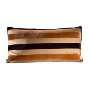 Stripe Velvet Pillow