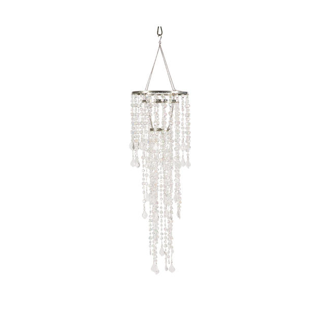 Bling Crystal Chandelier Small Long