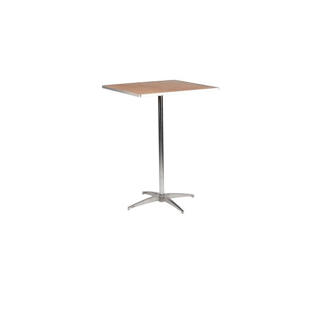"""30"""" Square High Top Table"""