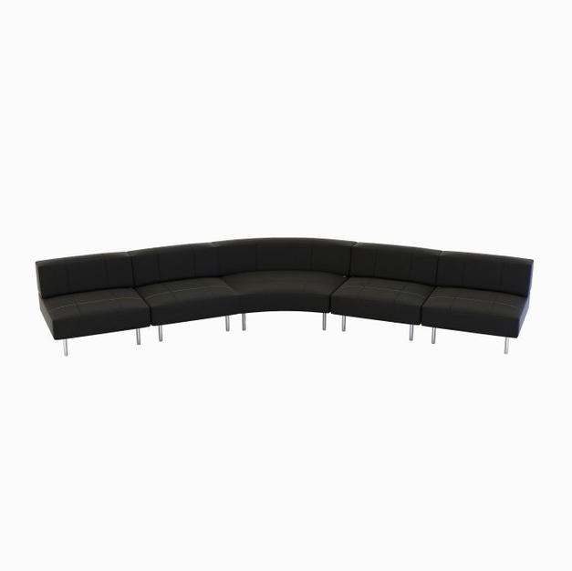 Endless Low Back Sectional